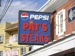 Pat's (brit_in_usa - photobucket)