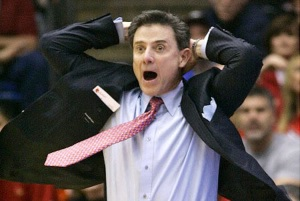 You might see this Rick Pitino face if Oregon pulls off the upset. (acwilber - photobucket)