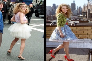 The Styles of Carrie Bradshaw. (HBO/CWTV)