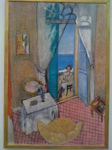 Interior at Nice (Charlie Crespo)