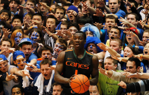 The madness is only growing as the tournament progresses. (whistle55 - photobucket)