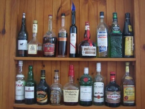 Our approximation of what Nancy Lamperti's pantry looks like. (plodey - photobucket)