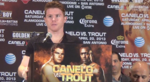 Is Canelo Alvarez boxing's next superstar?