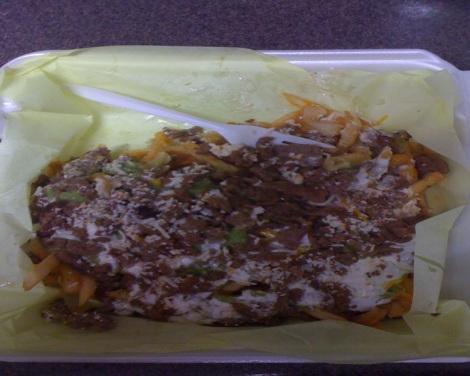 Carne Asada Fries (Charlie Crespo)
