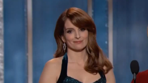 Tina Fey (Screen shot from http://youtu.be/LQdpW_hZfik)