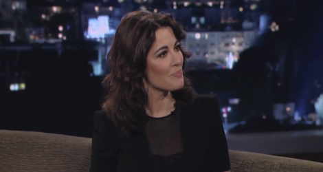 Nigella Lawson (Screen shot from http://youtu.be/lEzO9FCQGP0)