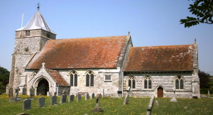 CityChurch may not be as ancient nor as tombstoned as this church in Wiltshire, UK, but in many ways it is just as beautiful. Image from http://www.geograph.org.uk/photo/1946886.