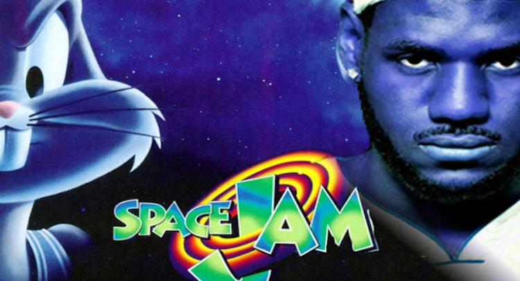 """Space Jam 2"" is going to happen whether you like it or not. (Screen shot from http://youtu.be/Moz_lnFcSe0)"