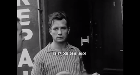 Jack Kerouac in documentary film
