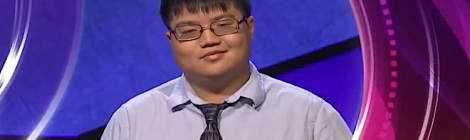 Arthur Chu continued to dominate Jeopardy!.