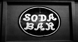 Ancient River at the Soda Bar in San Diego
