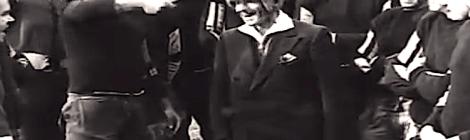 Football helmet safety video in 1932