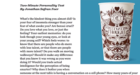 Chipotle's new cups are really dumb