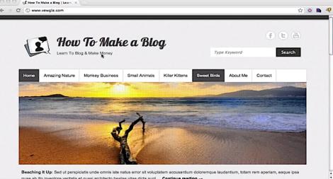Sample blog