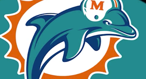 Miami Dolphins are cursed