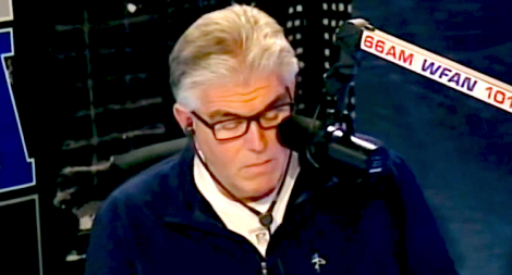 Mike Francesa is really sleepy