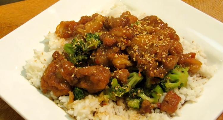 Chinese food craving