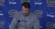 Fired Will Muschamp is sad