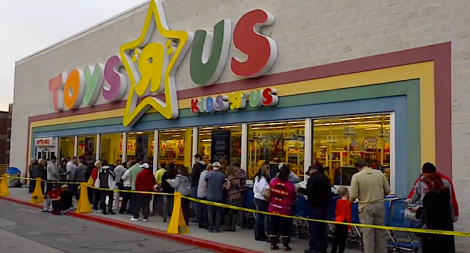 Black Friday shoppers might not be so bad after all
