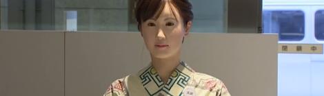Life-like robot