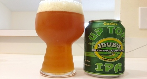 JDub's Up Top! IPA